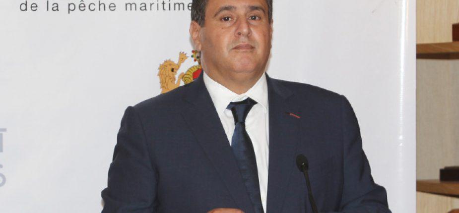 M. Aziz Akhannouch