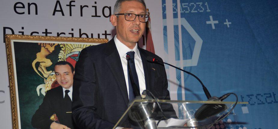 Mohamed Hassan Bensalah_2è RDV Casablanca de l'Assurance 2015