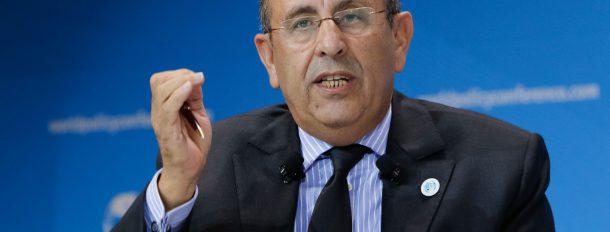 Youssef Amrani à Doha