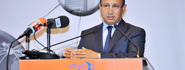 M. Abdeslam Ahizoune, Président du Directoire de Maroc Telecom
