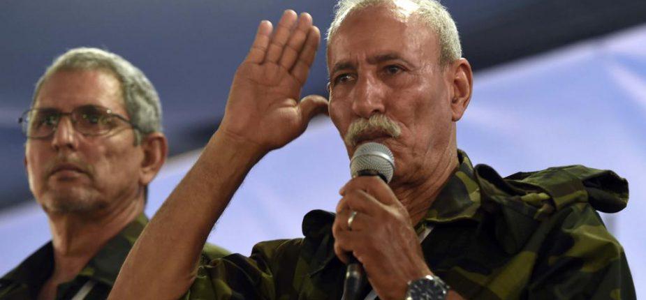 Brahim Ghali le 9 juillet 2016 © Farouk Batiche / AFP