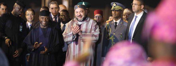 Arrivée de SM le Roi à Abuja pour une visite officielle au Nigéria