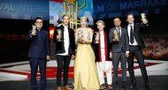 Le palmarès de la 16ème édition du Festival international du Film de Marrakech