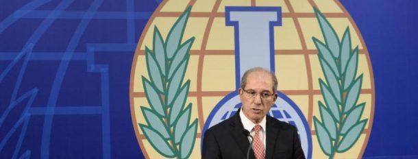 Le directeur de l'Organisation pour l'interdiction des armes chimiques, Ahmet Uzumcu