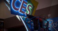 Préparatifs avant l'ouverture du 2017 Consumer Electronics Show à Las Vegas, le 4 janvier 2017  © AFP DAVID MCNEW