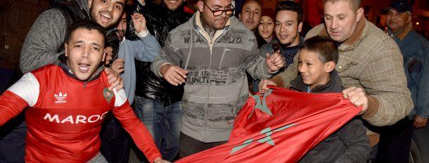 CAN-2017: La joie du peuple marocain !