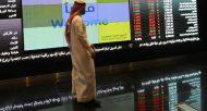 Investisseur saoudien devant les écrans de Tadawul, Bourse d'Arabie saoudite, le 14 décembre 2016 à Riyadh  © AFP/Archives FAYEZ NURELDINE