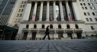 La Bourse de New York à Wall Street, le 16 février 2017  © AFP Bryan R. Smith