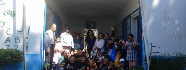 école Hajrat Nhal