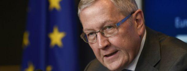 Le patron du mécanisme européen de stabilité (MES), Klaus Regling, lors d'une conférence de presse à Luxembourg le 16 juin 2016  © AFP/Archives JOHN THYS