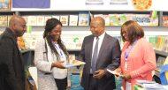 Le ministre de la Culture gabonais