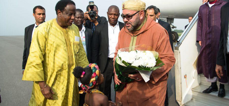 Roi-mohammedVI-ghana