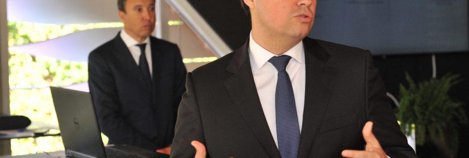 M. Tarik Britel, partner chez Atlas Capital et responsable de l'activité corporate finance