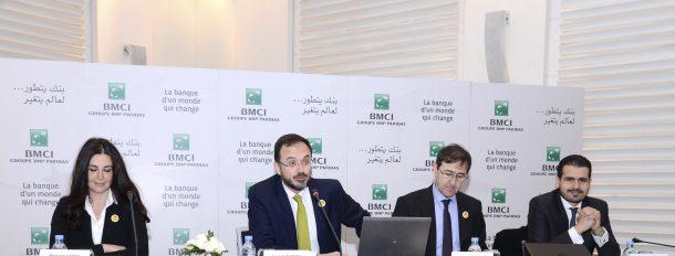 Conférence des résultats 2016 de la BMCI.