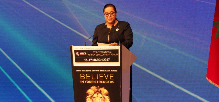 5è forum international Afrique développement