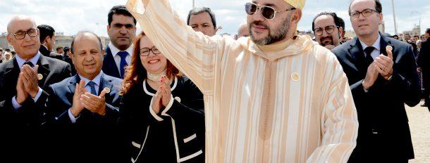 SM le Roi lance les travaux de construction de deux Centres médicaux de proximité-Fondation Mohammed V pour la Solidarité .