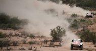Le Français Stéphane Peterhansel au volant de sa Peugeot lors de la 11e étape du rallye-raid Dakar, le 13 janvier 2017 à Rio Cuarto (Argentine)  © AFP/Archives Franck FIFE