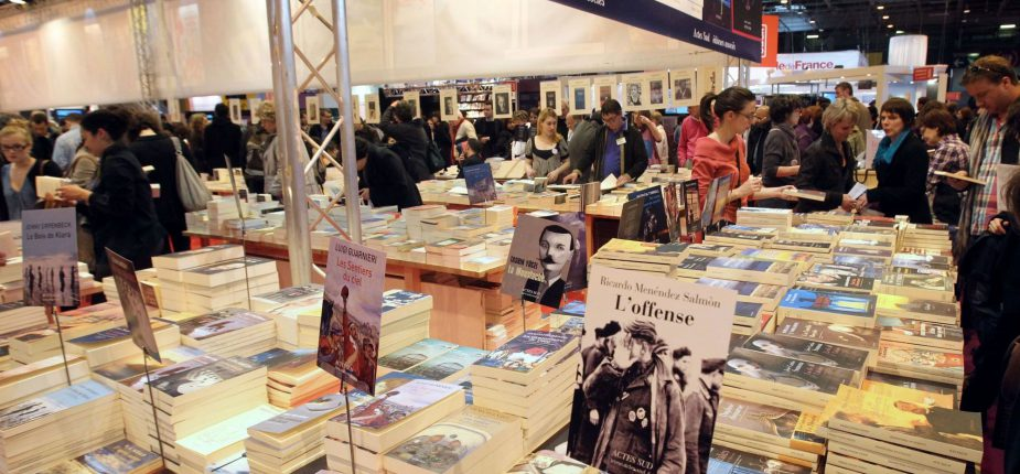 La fondation alliances prim e au salon du livre de paris for Salon paris mars 2017