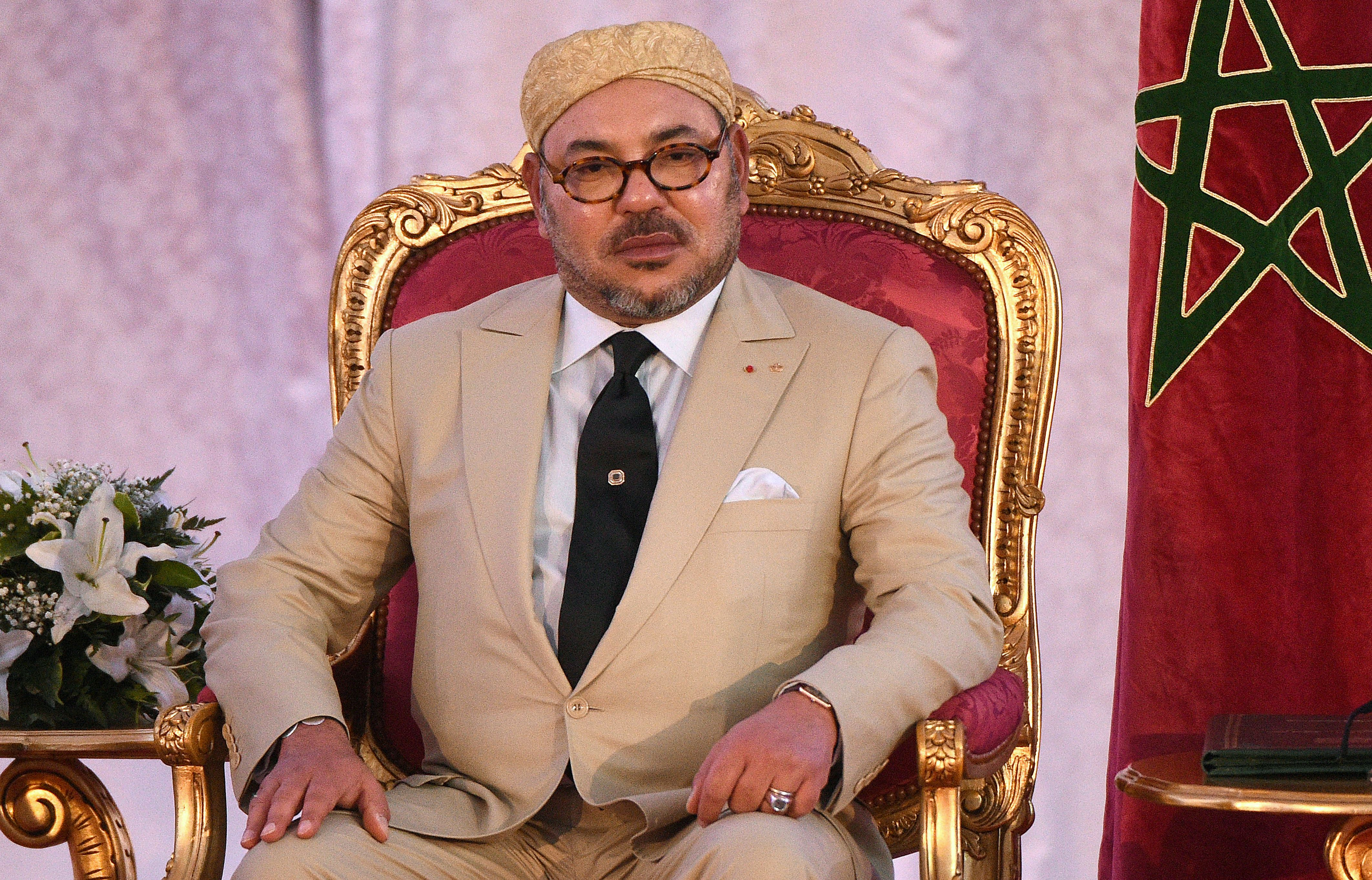 op ration chirurgicale r ussie pour le roi mohammed vi paris la nouvelle tribune. Black Bedroom Furniture Sets. Home Design Ideas