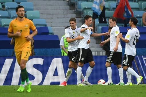 Coupe des Confédérations : Allemagne-Chili, déjà une petite finale