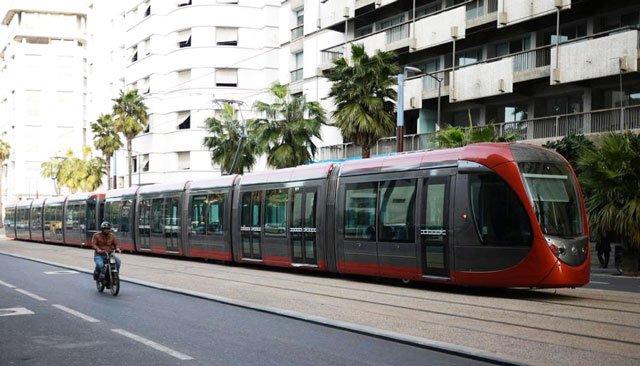 Casablanca Changement Des Horaires Du Tramway Pour L A 239 D