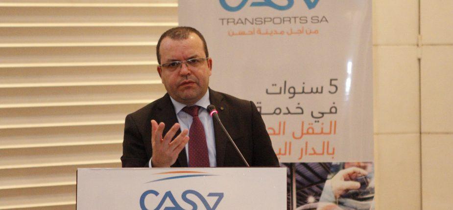 Casa Transport Fait Son Bilan 157 Millions D Usagers Du Tramway A
