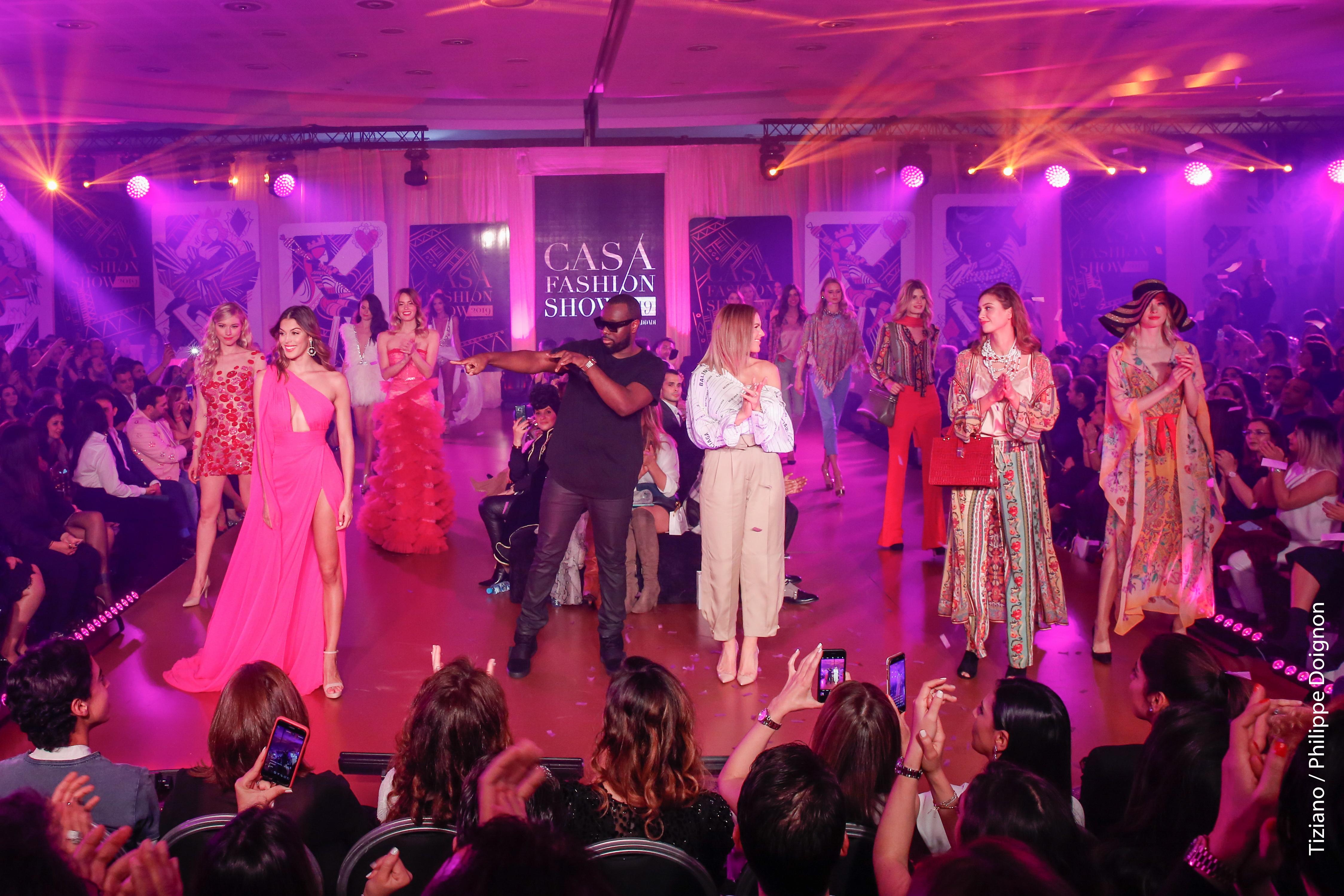 Casa Fashion Show - Printemps été 2019