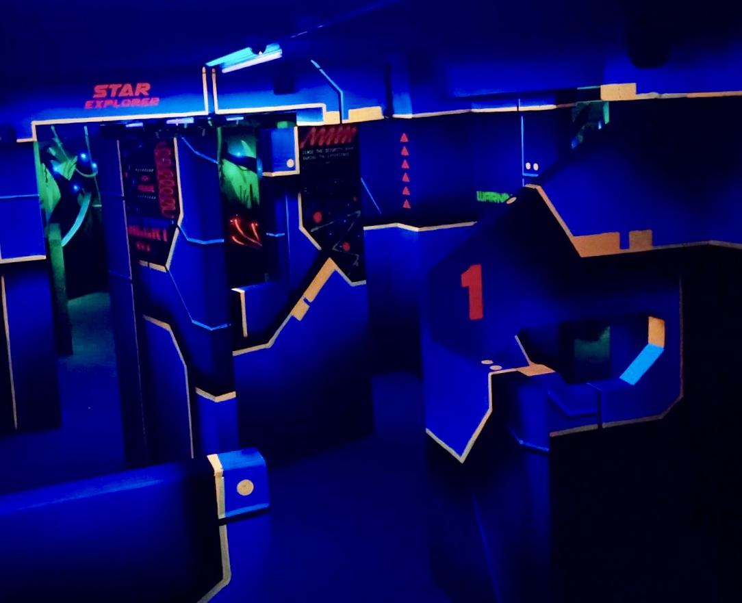 Fun Park Laser Game